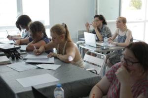 Formation audiovisuel cours de cinéma