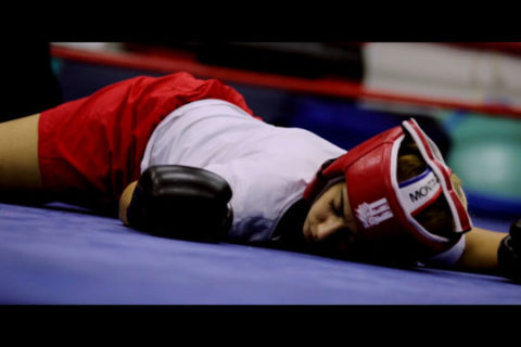 Boxer Comme Une Danseuse