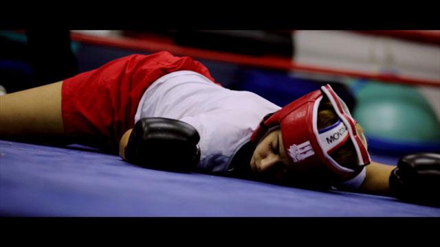 vidéo institutionnelle Boxer Comme une Danseuse