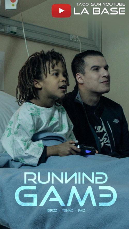 Running Games Idriz la base court-métrage