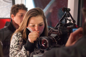 formation audiovisuel gestion de production