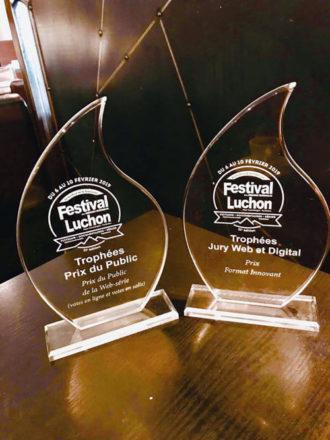 prix Festival de Luchon en 2019 web série